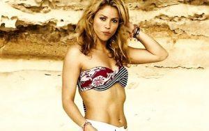 Shakira hace gala de su sensualidad y lo presume en las redes