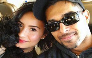 Wilmer Valderrama expresa admiración sobre su ex Demi Lovato