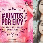 """Promueve cruzada de solidaridad """"Juntos por Eyvi"""" en poyo a joven quemada en bus."""