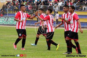 Unión Huaral logra empatar ante el Willy Serrato en Pacasmayo.