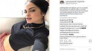 Natti Natasha revela algo inesperado en su Instagram