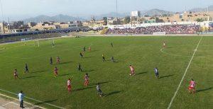 Unión Huaral empata 1 a 1 ante Universidad César Vallejo.