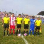 Unión Huaral empata frente al Hualgayoc en el estadio Julio Lores.