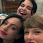 Taylor Swift y Selena Gomez vuelven a ser amigas