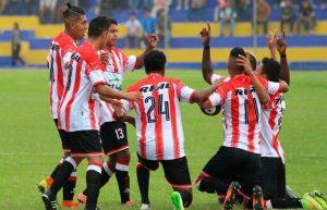 Unión Huaral empata 1-1 con el Cienciano en el  Julio Lores Colàn.