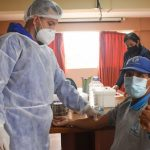 Emapa Huaral aplica pruebas rápidas de COVID-19 a sus trabajadores