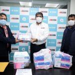 OTASS entrega más de 4 mil pruebas rápidas para detección de Covid-19 a trabajadores de 48 Entidades Prestadoras