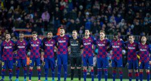 CHAMPIONS LEAGUE : Cambios Drásticos en el Club Barcelona, 11 cracks por edad y rendimiento ya no seguirían en el 2020-21