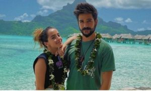 Evaluna Montaner revela que quiere tener 7 hijos tras casarse con Camilo